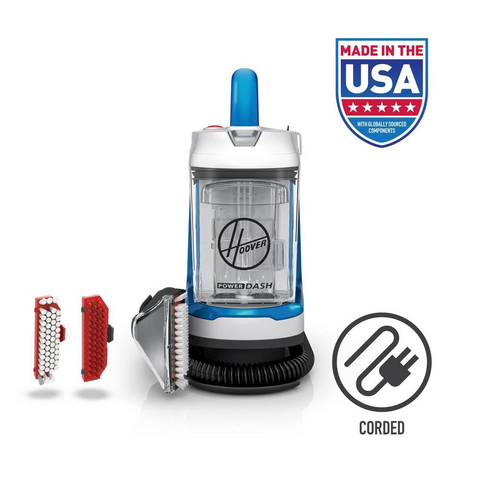 PowerDash GO Pet+ Spot Cleaner - FH13010