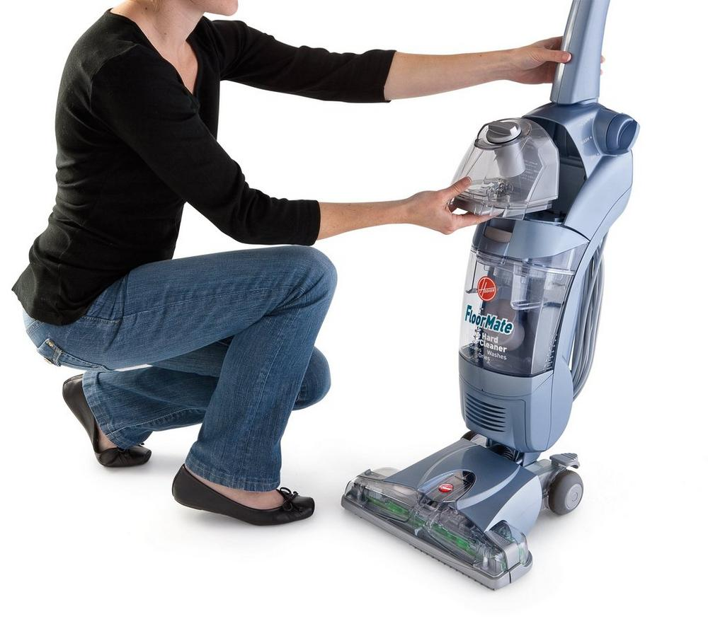 FloorMate SpinScrub 3-in-1 Hard Floor Cleaner4