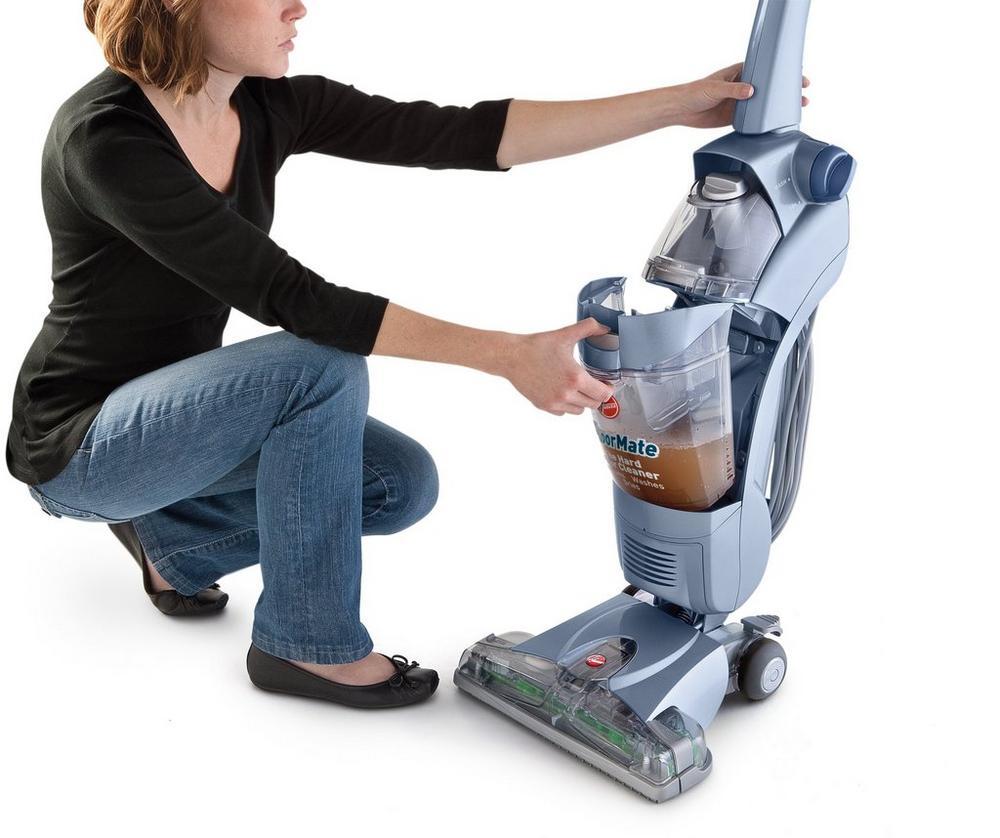 FloorMate SpinScrub 3-in-1 Hard Floor Cleaner5