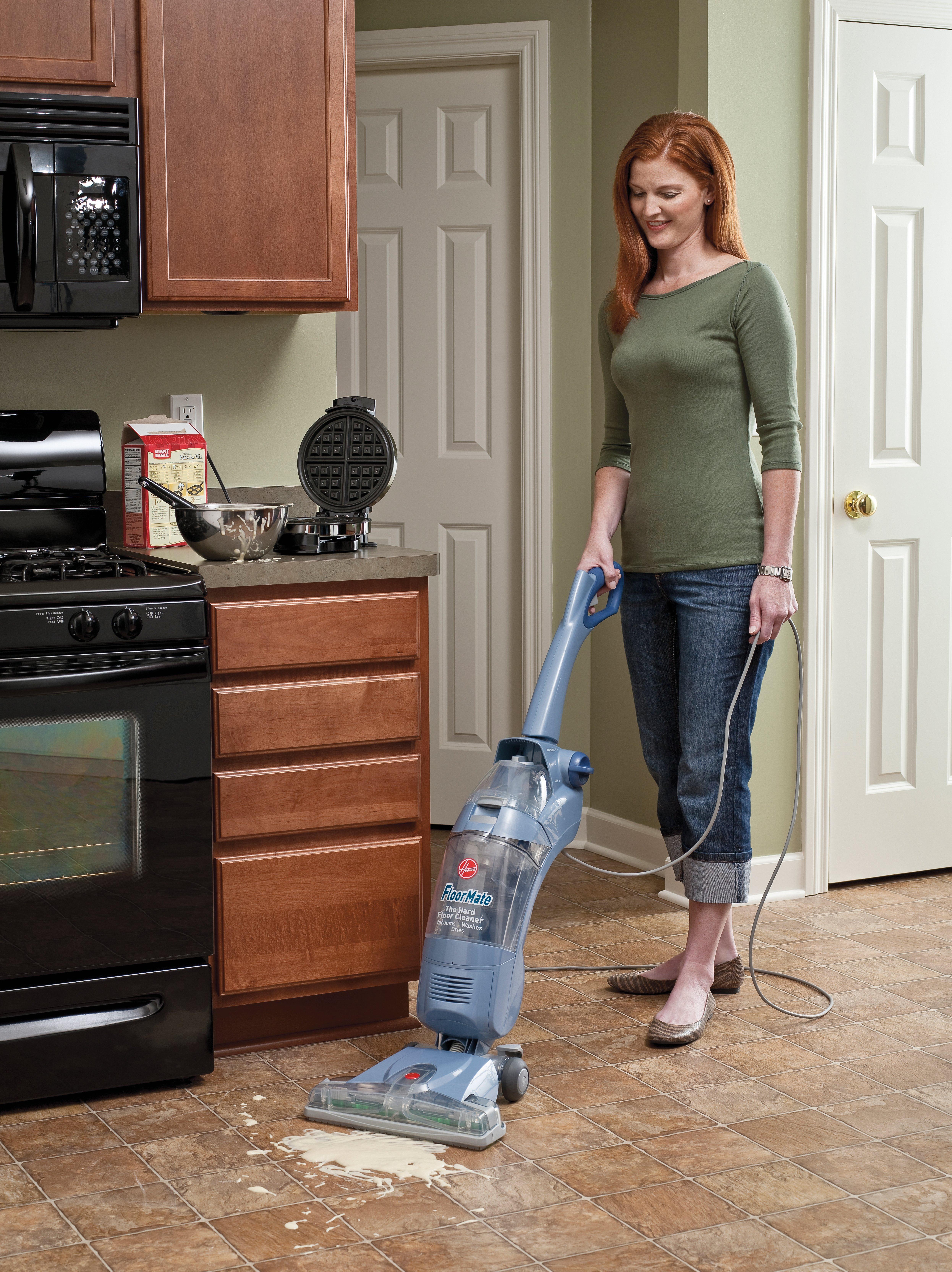 FloorMate SpinScrub 3-in-1 Hard Floor Cleaner6