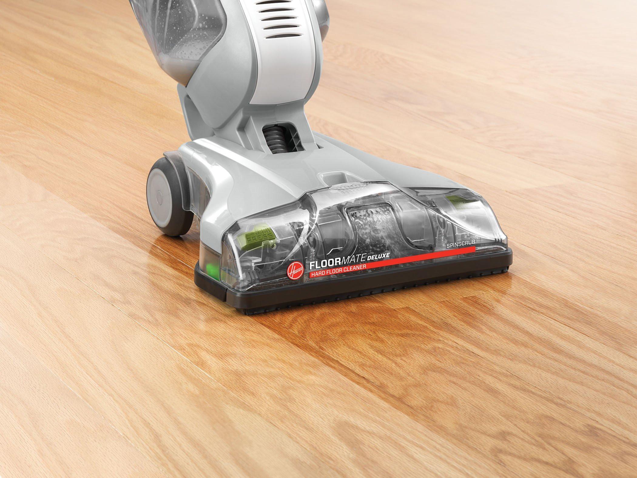 Reconditioned FloorMate Deluxe Hard Floor Cleaner4