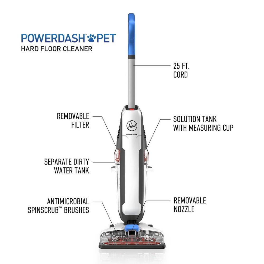 PowerDash Pet Hard Floor Cleaner7