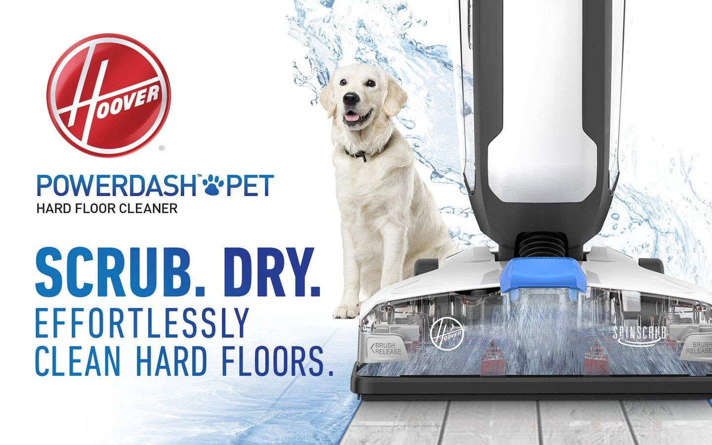 PowerDash Pet Hard Floor Cleaner