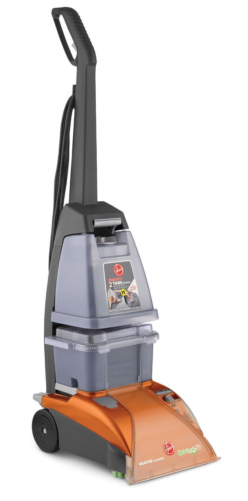 Reconditioned Steamvac Carpet Cleaner2