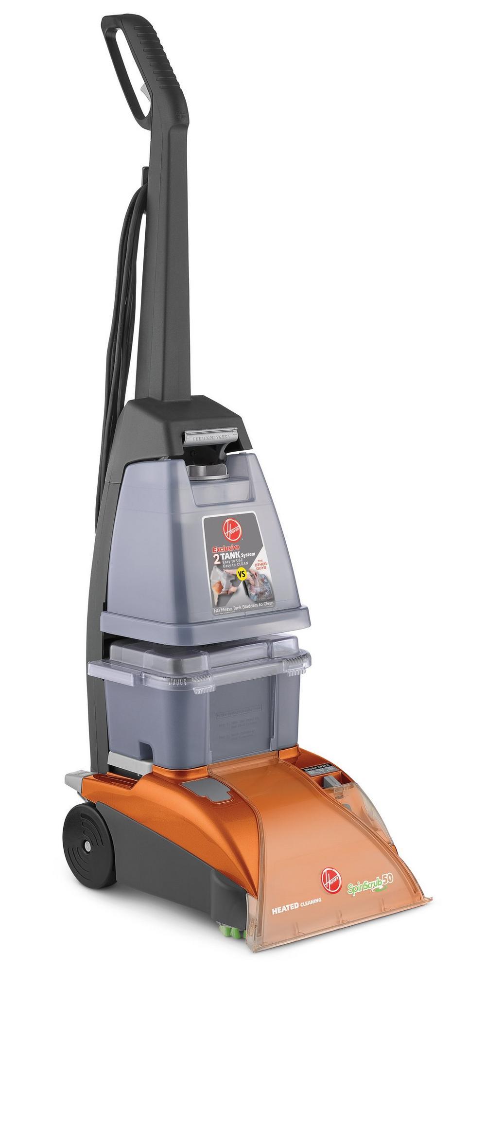 SteamVac® Carpet Washer2