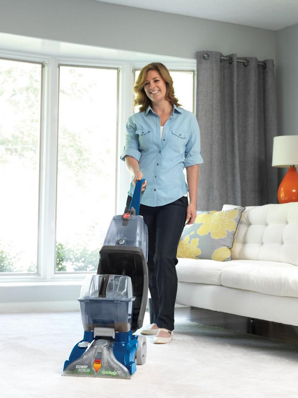 Power Scrub Deluxe Carpet Cleaner3