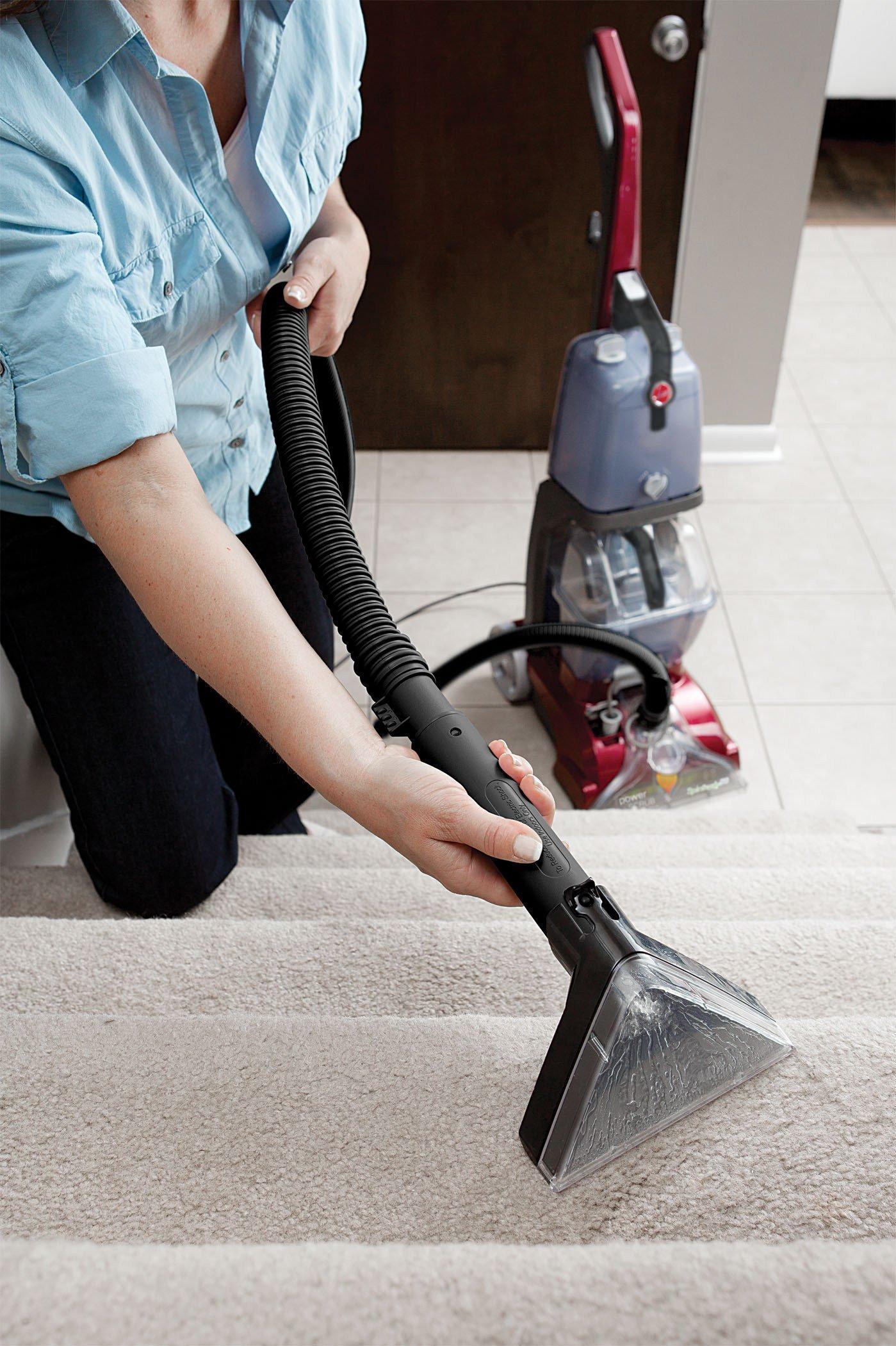 Hoover® Power Scrub Deluxe Carpet Cleaner5