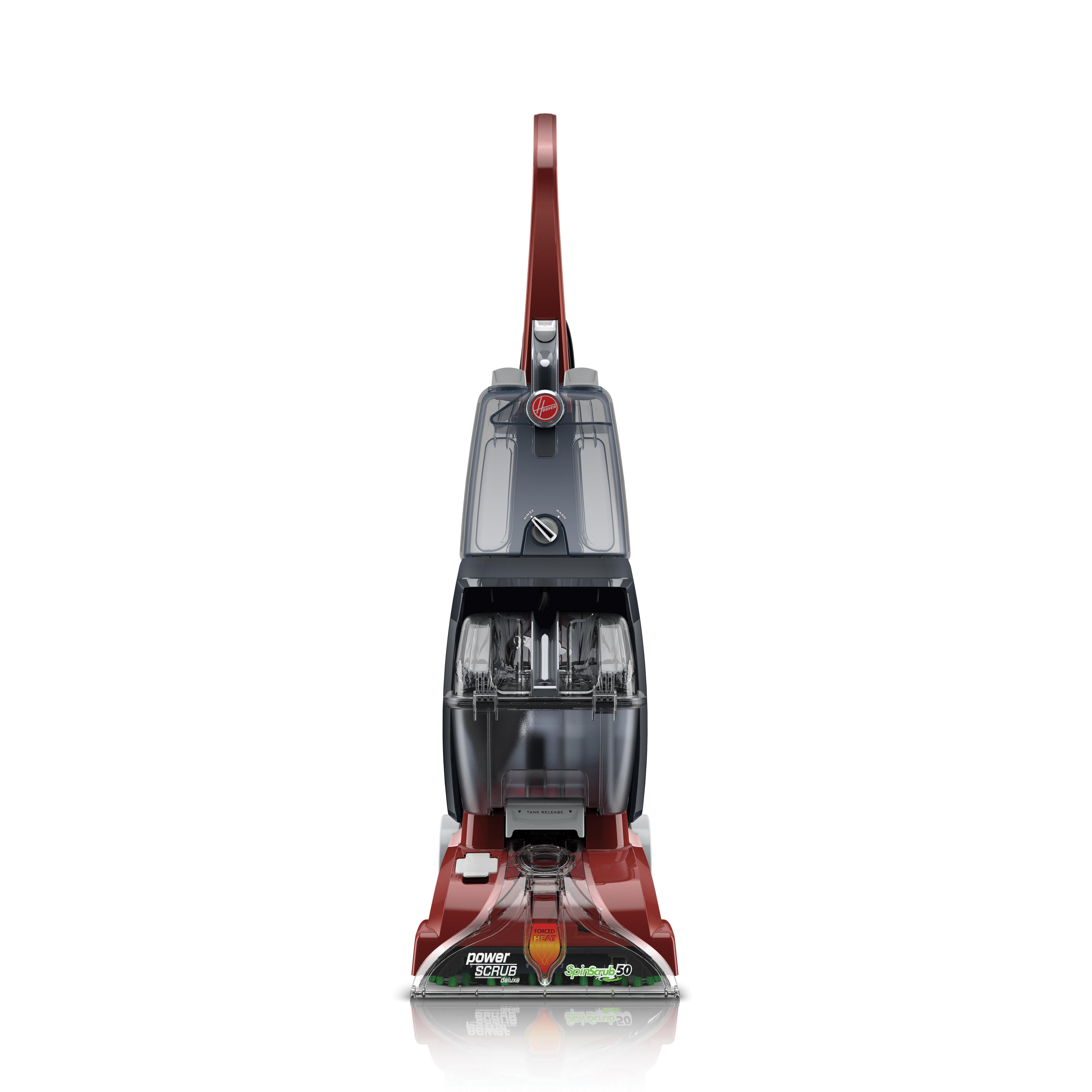 Power Scrub Deluxe Carpet Cleaner