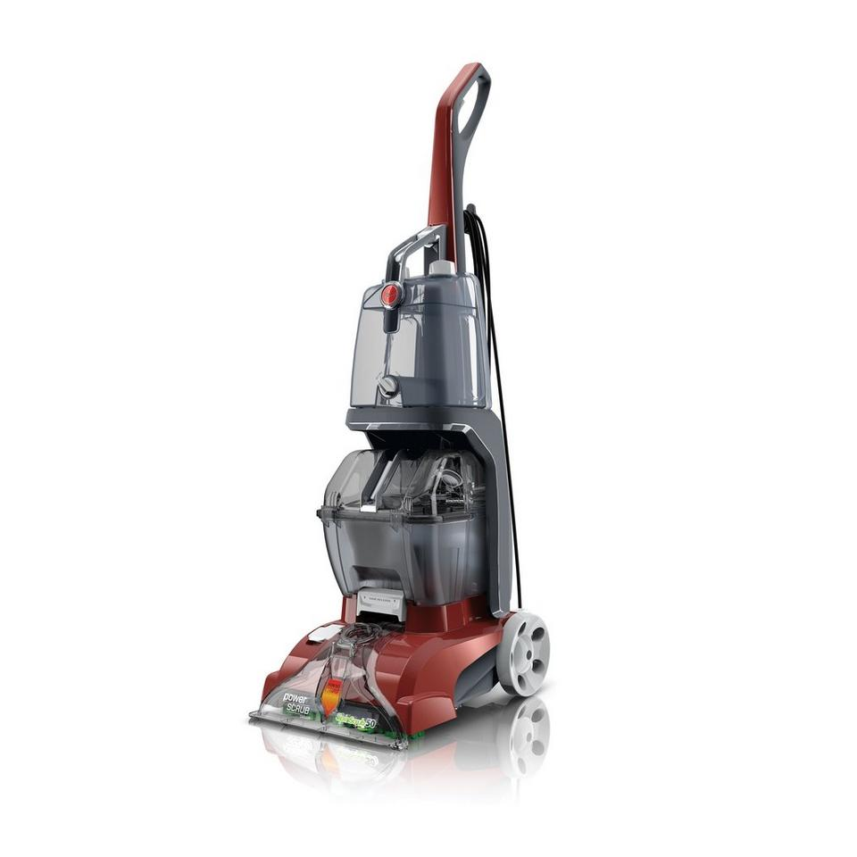 hoover carpet shampoo power scrub deluxe carpet cleaner fh50150cdi 29125