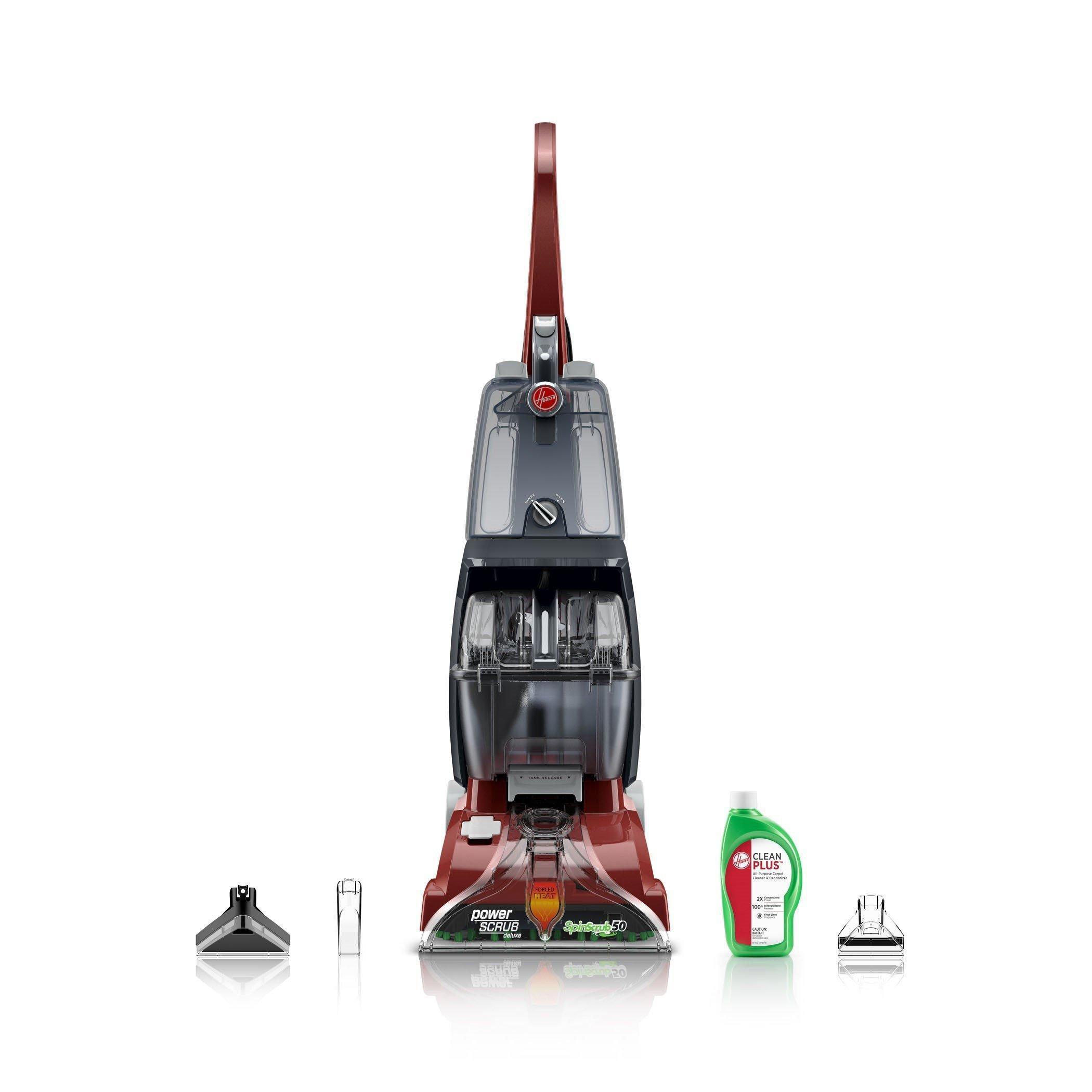 Power Scrub Deluxe Carpet Cleaner1