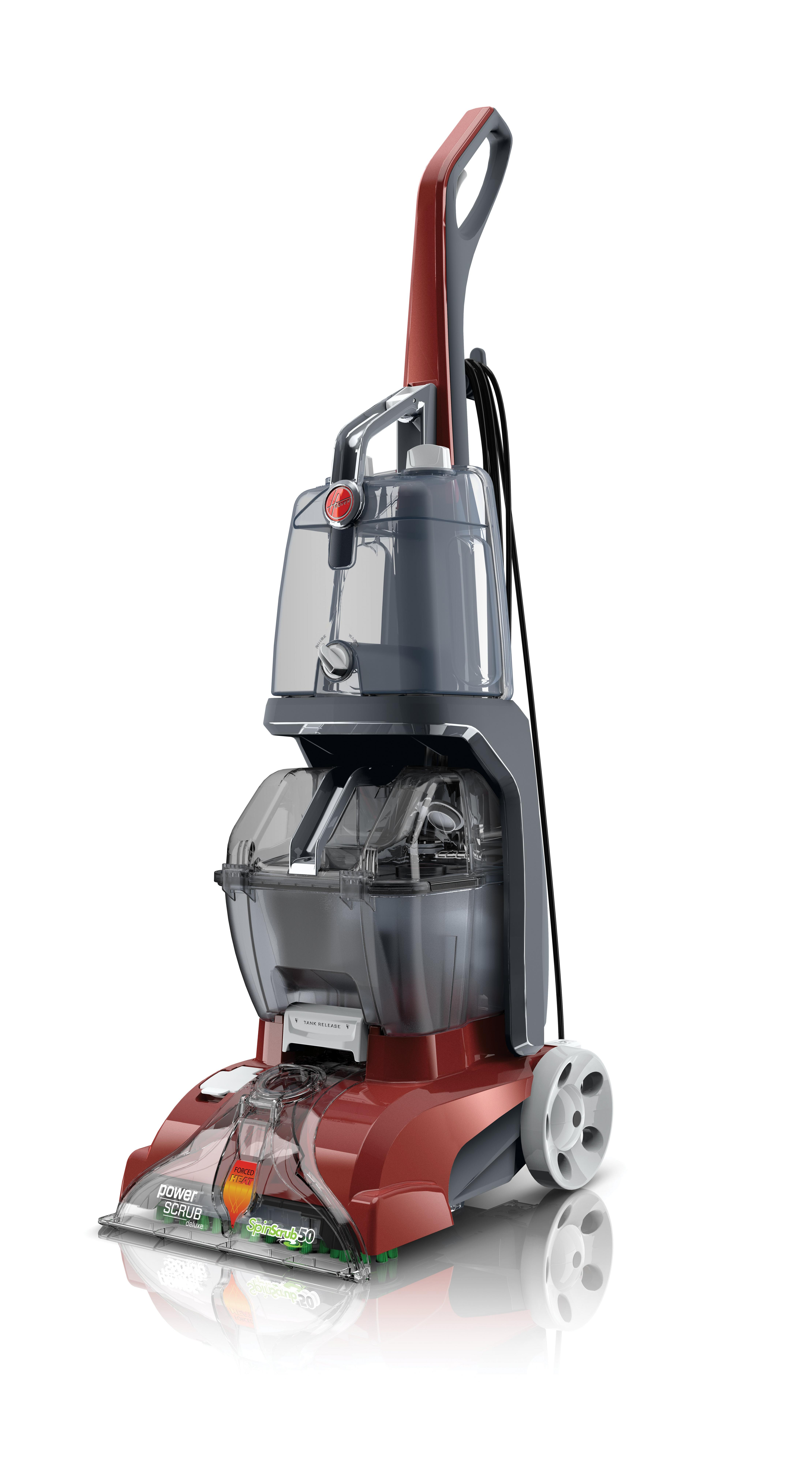 Power Scrub Deluxe Carpet Cleaner2