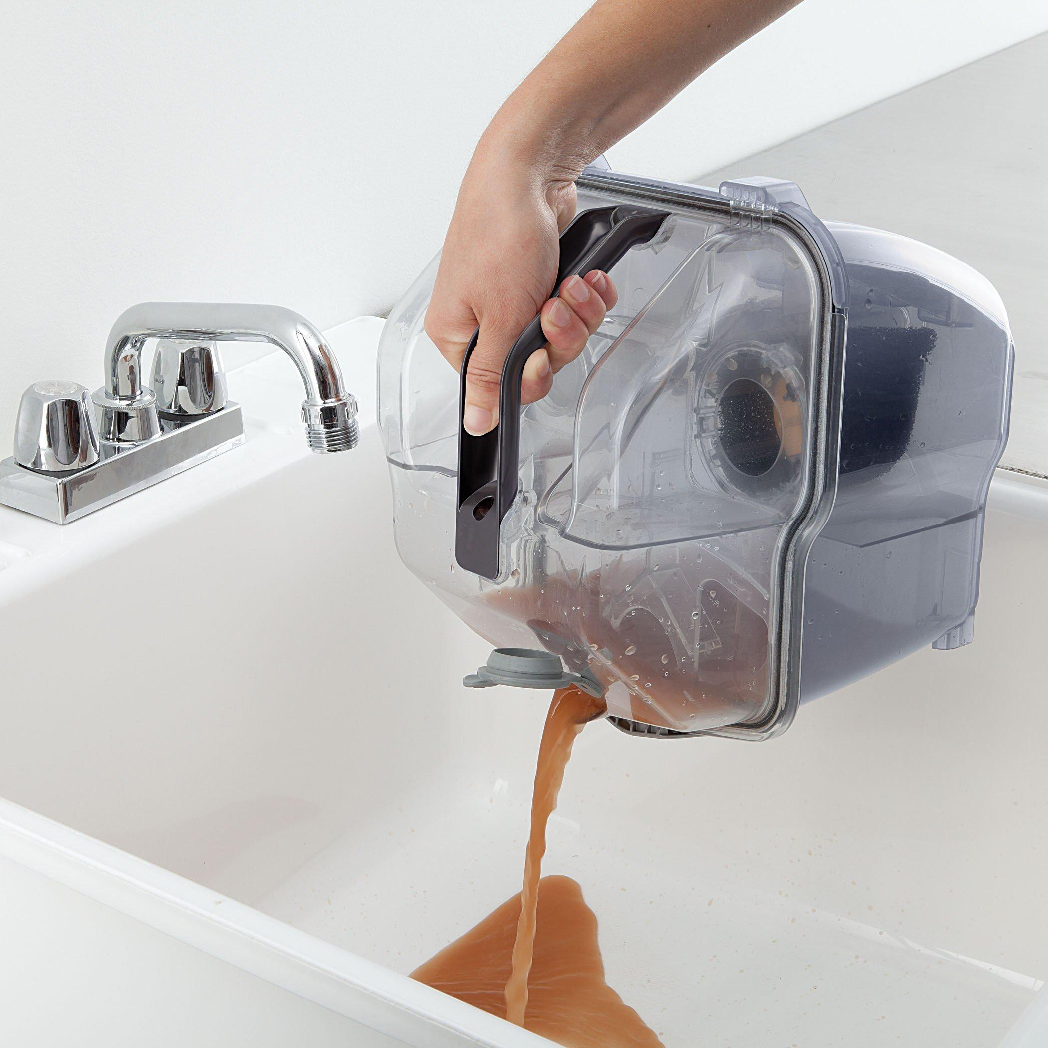Power Scrub Deluxe Multifloor Carpet Cleaner8