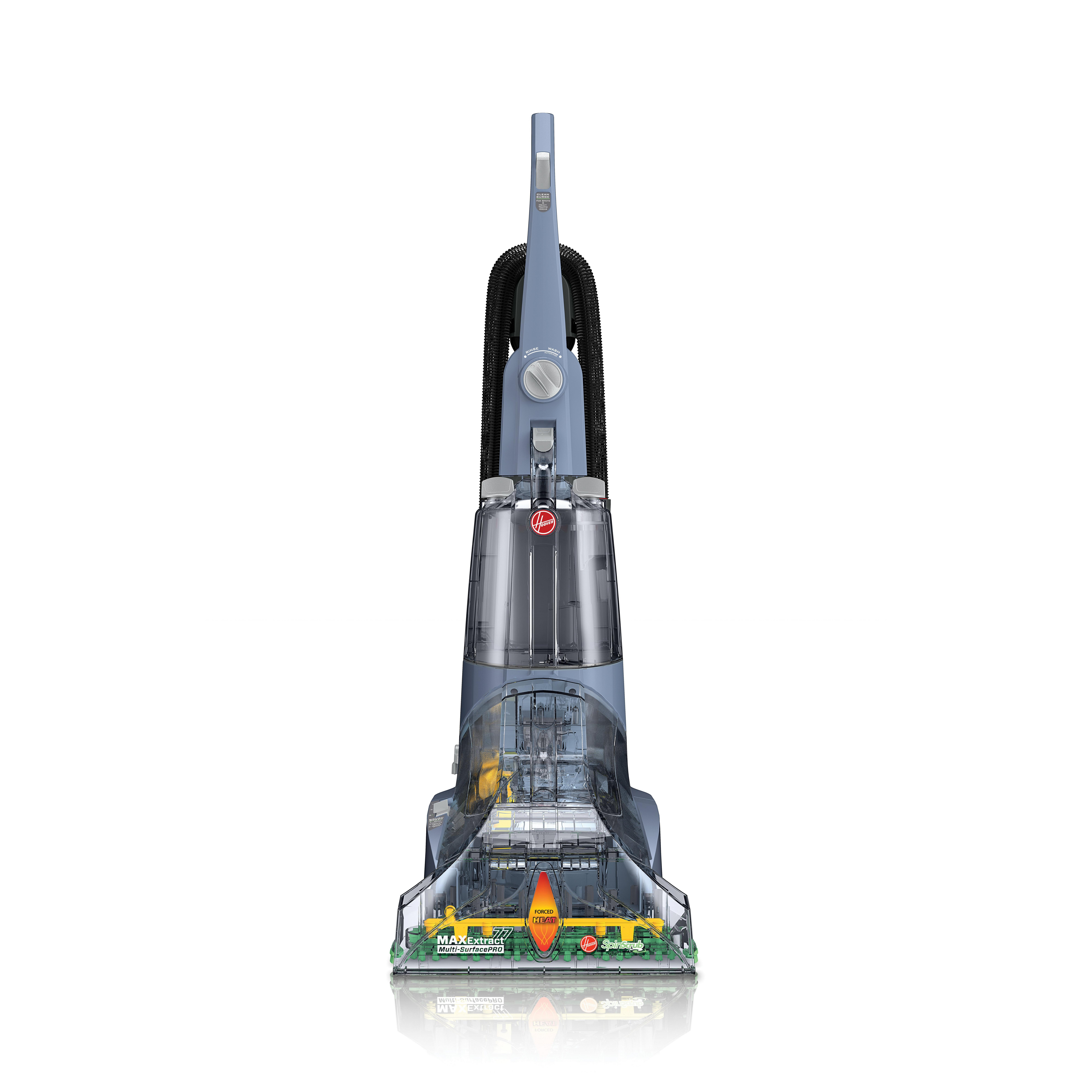 Max Extract 77 Multi-Surface Pro Carpet & Hard Floor Cleaner
