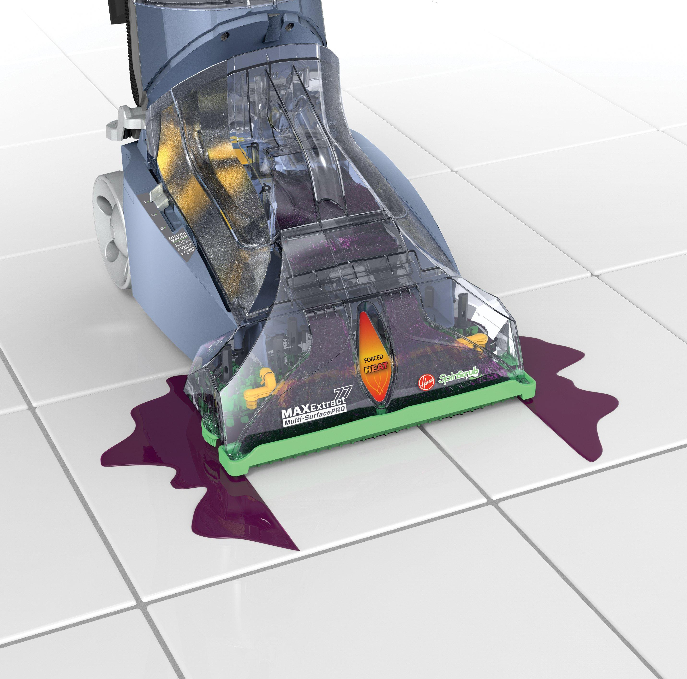 Max Extract 77 Multi-Surface Pro Carpet & Hard Floor Cleaner3