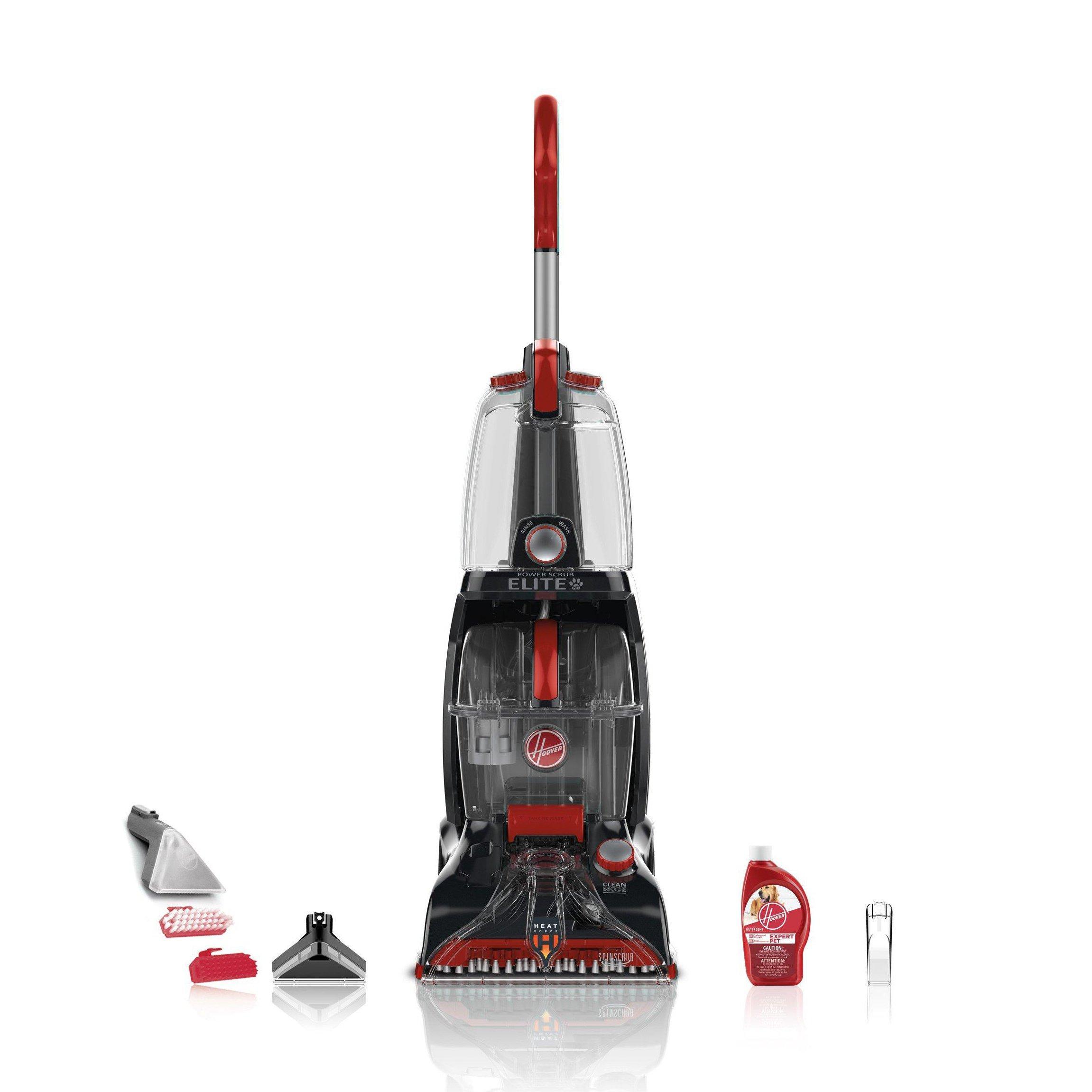 Power Scrub Elite Pet Plus Carpet Cleaner