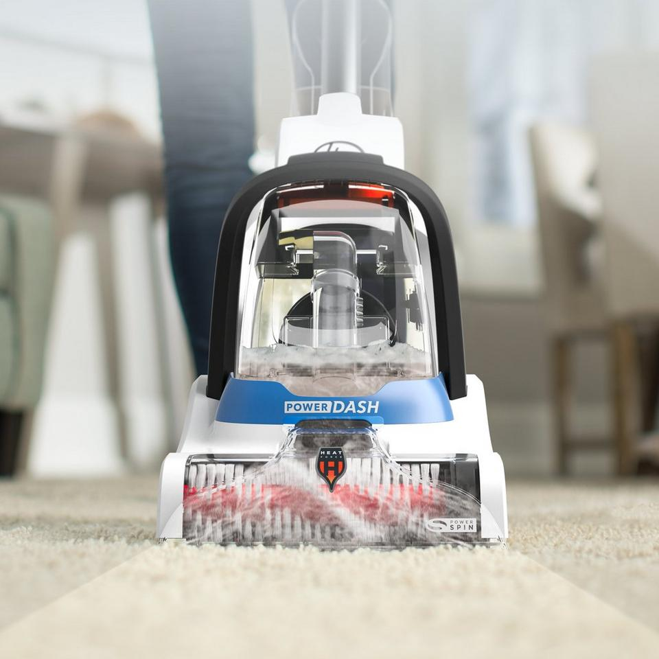 PowerDash Pet Compact Carpet Cleaner - FH50700CDI