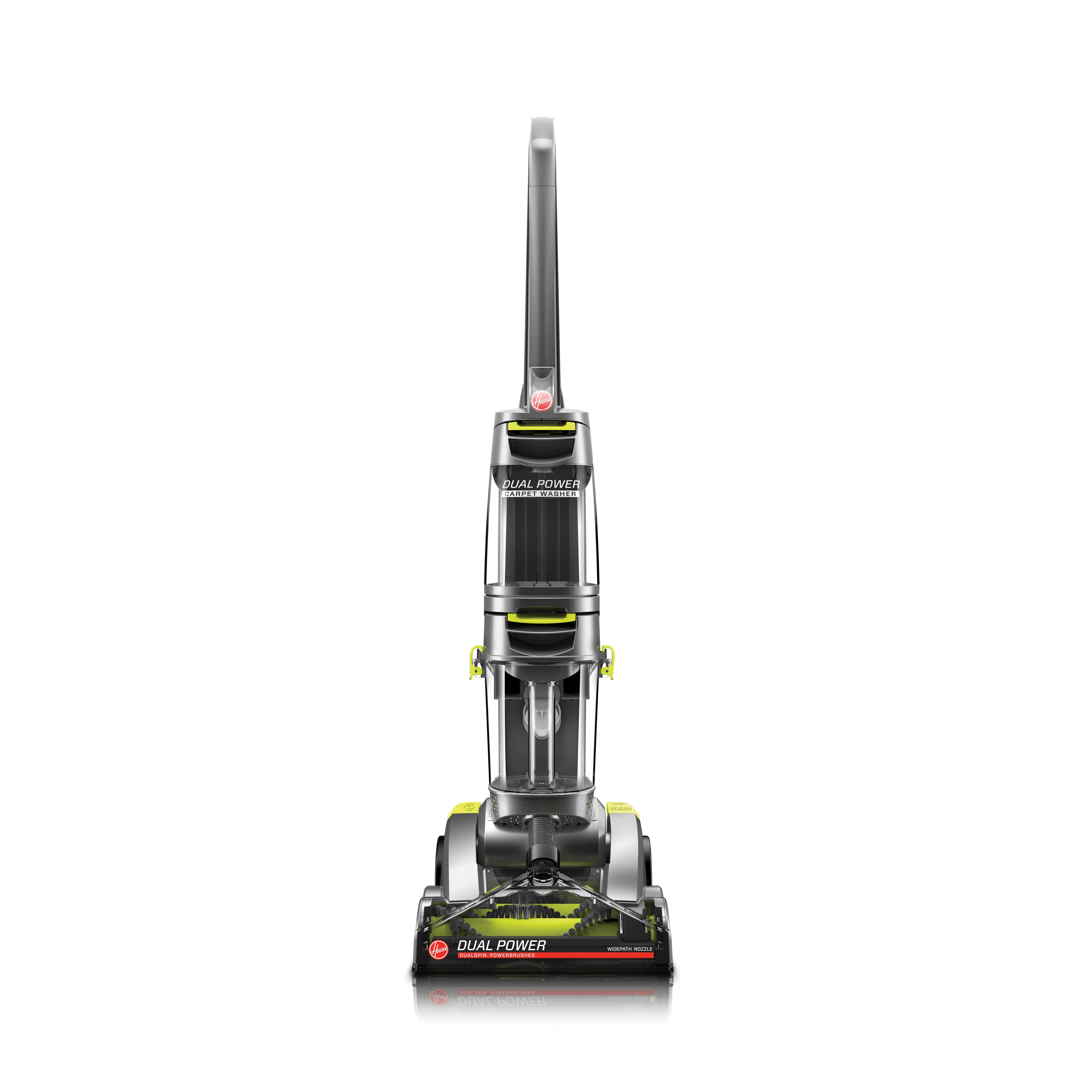 Dual Power Carpet Washer