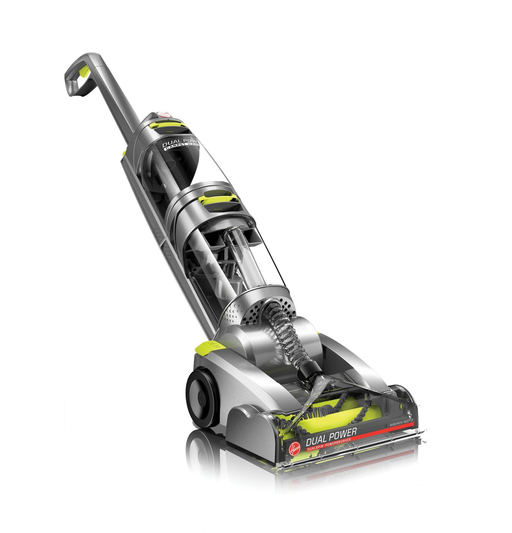 Dual Power Carpet Washer2