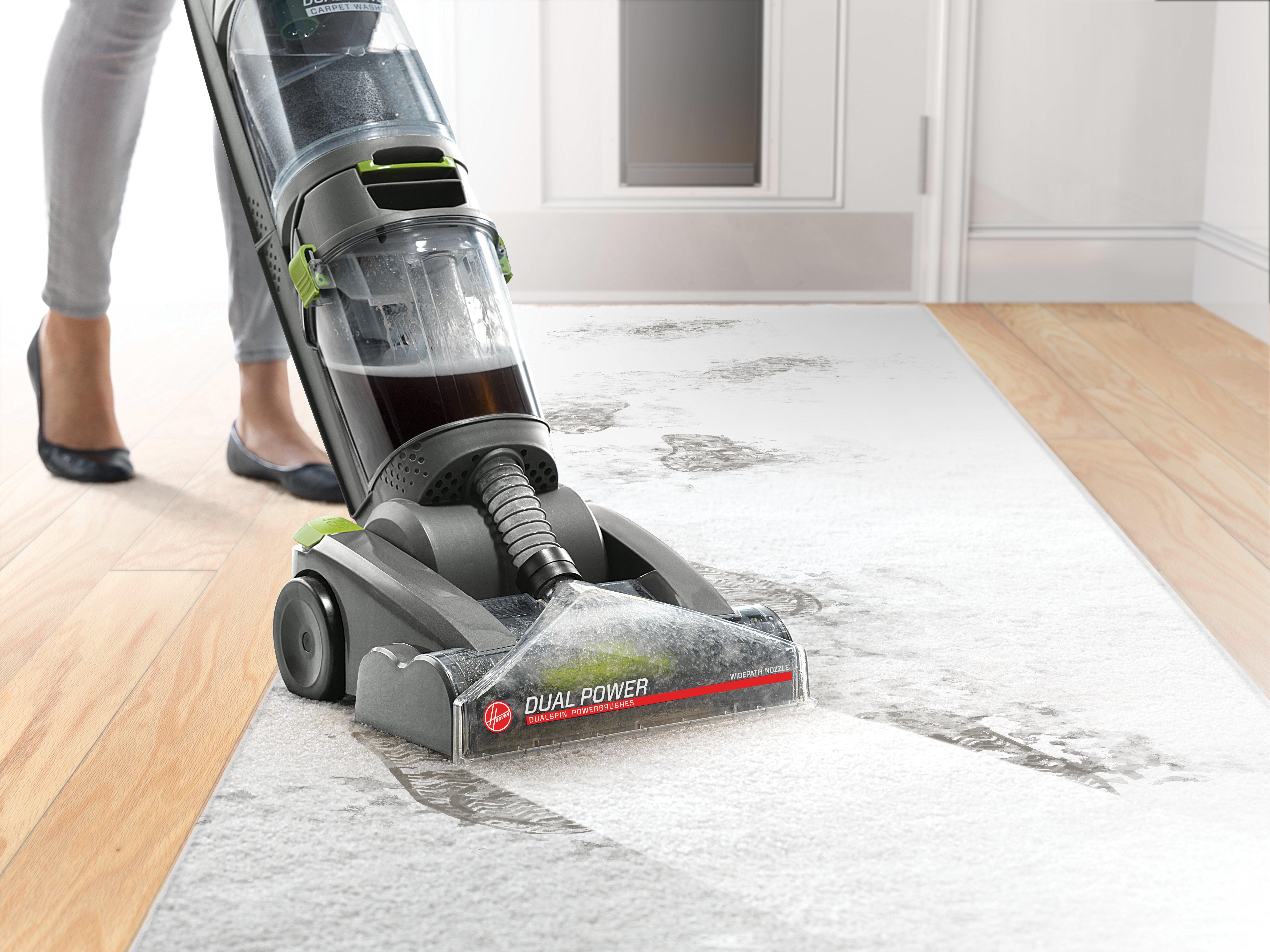 Dual Power Carpet Washer5