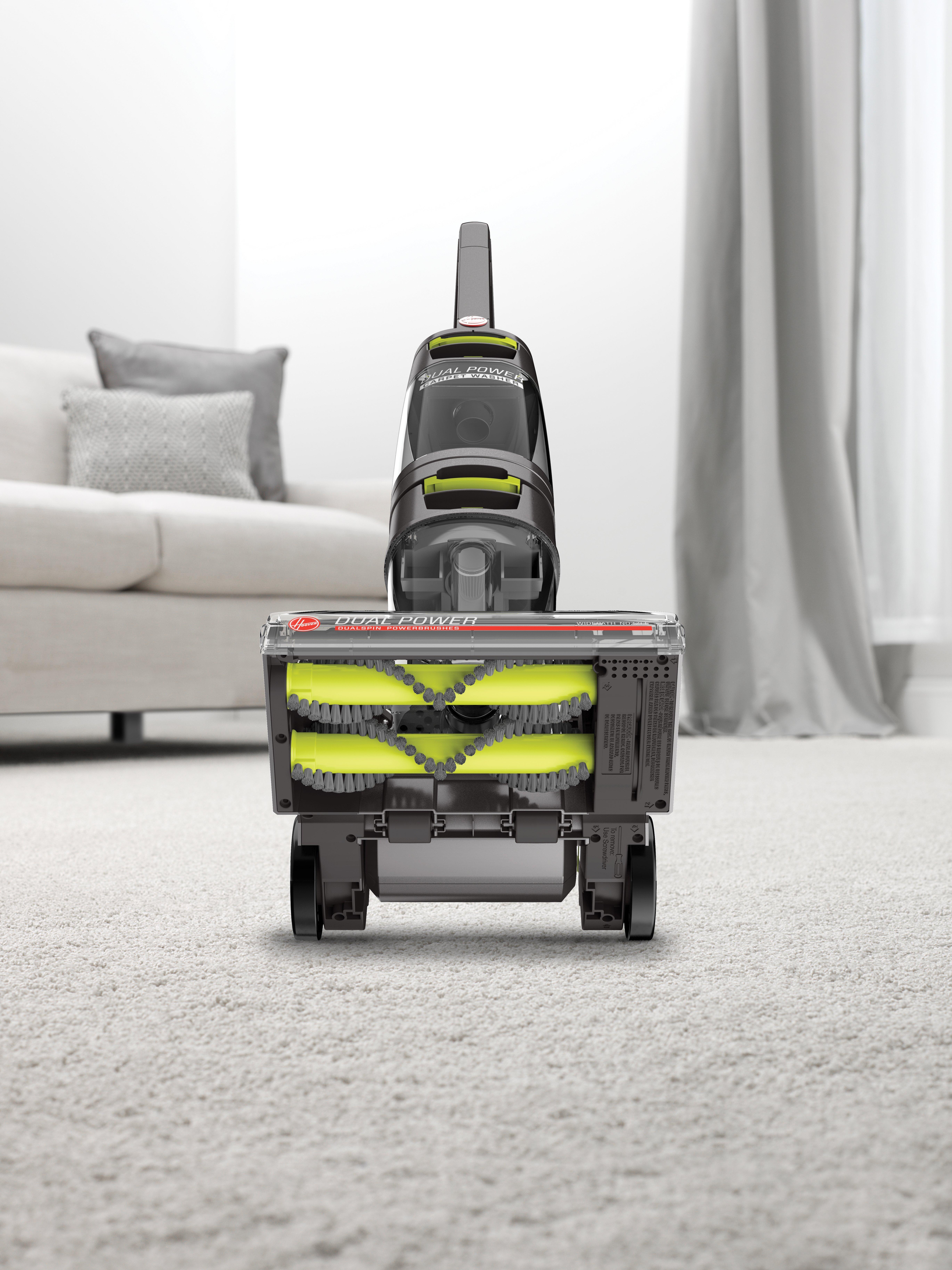 Dual Power Carpet Washer6