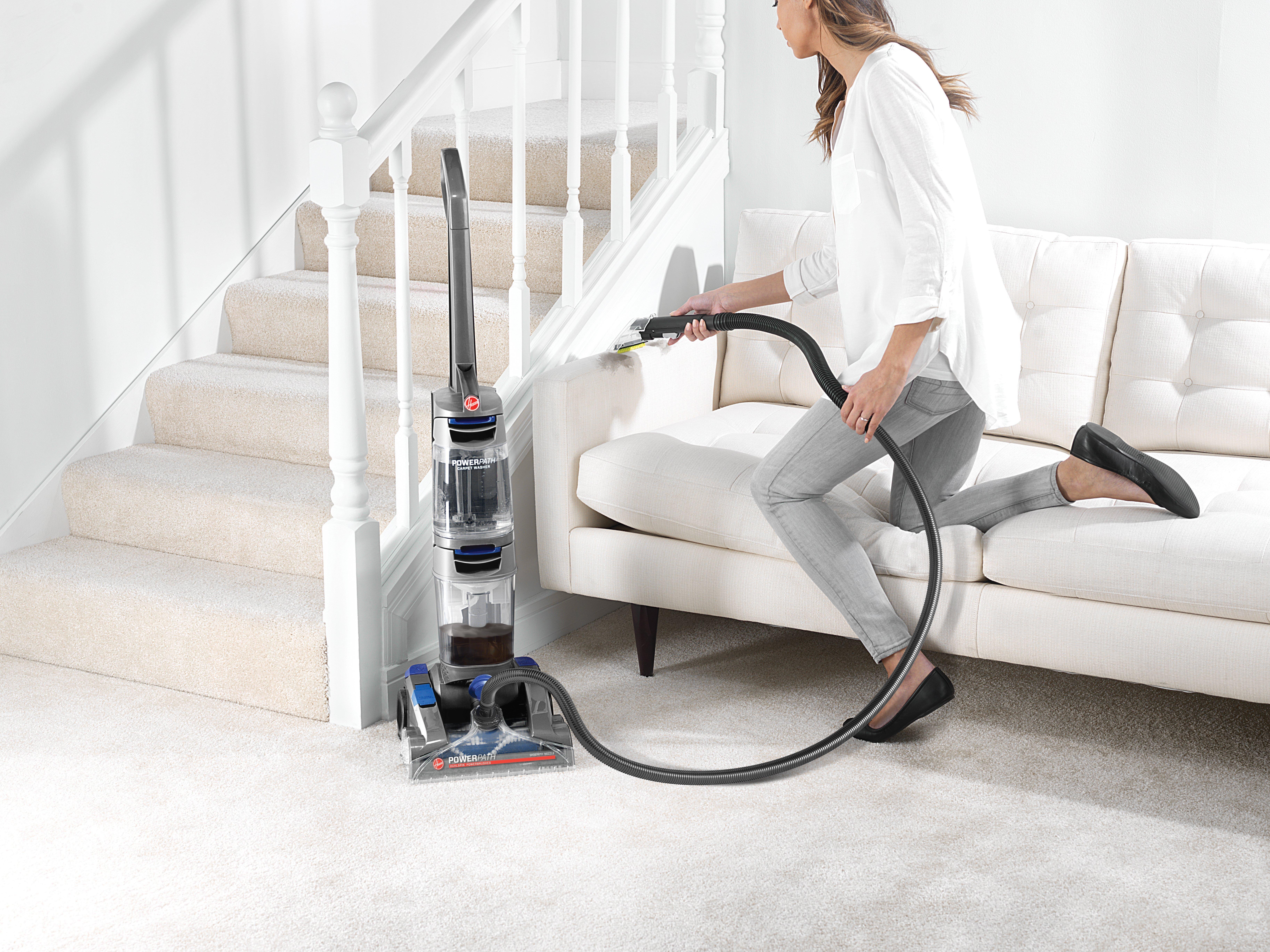 Power Path Carpet Washer4