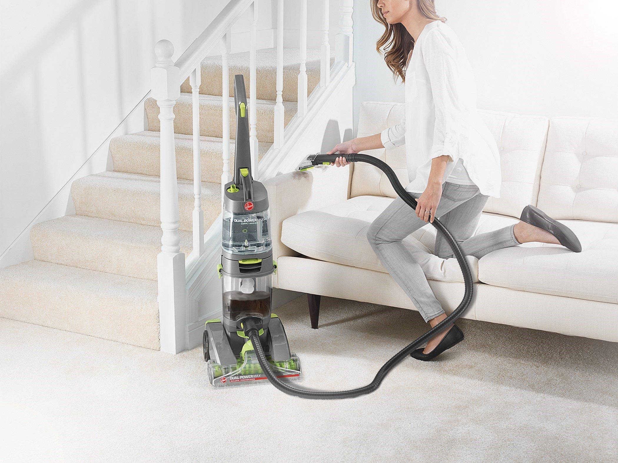 Dual Power Max Pet Carpet Cleaner4