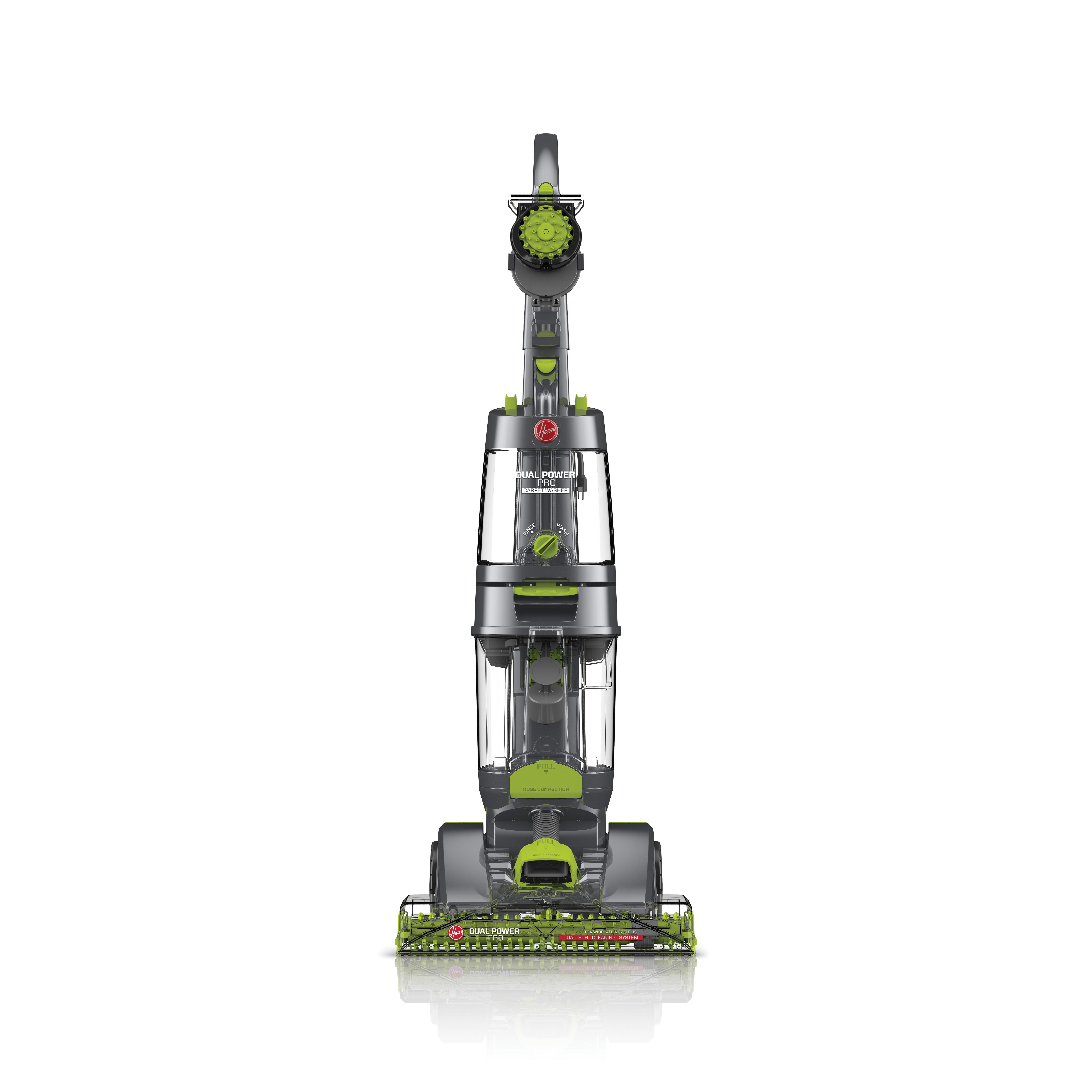 Dual Power Pro Carpet Cleaner