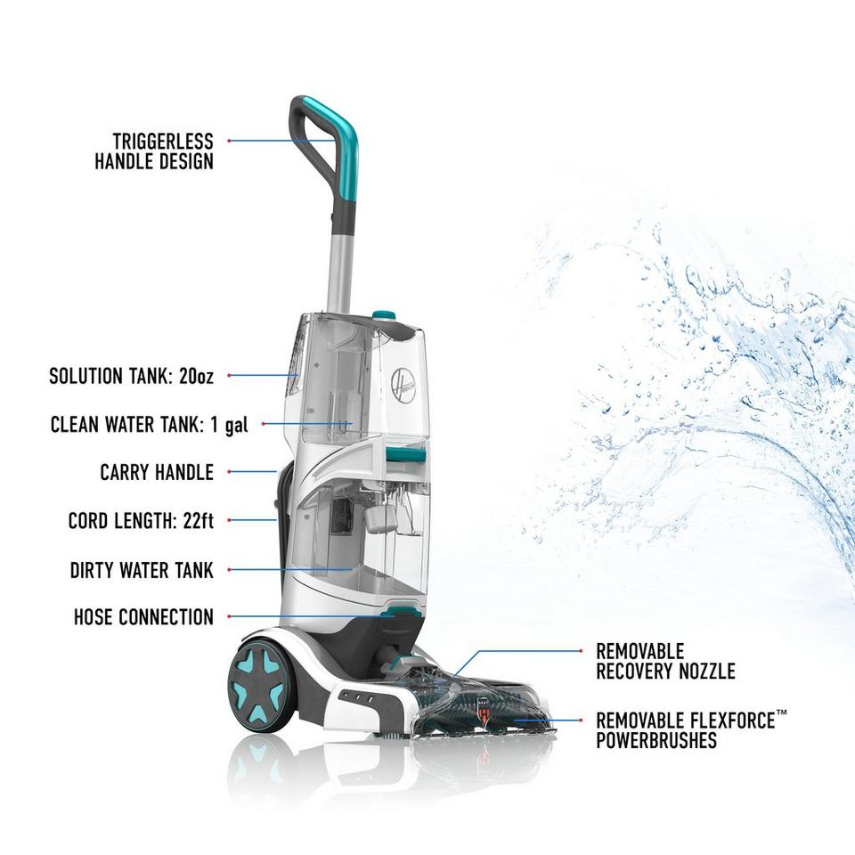 SMARTWASH+ AUTOMATIC CARPET CLEANER - FH52000TV2