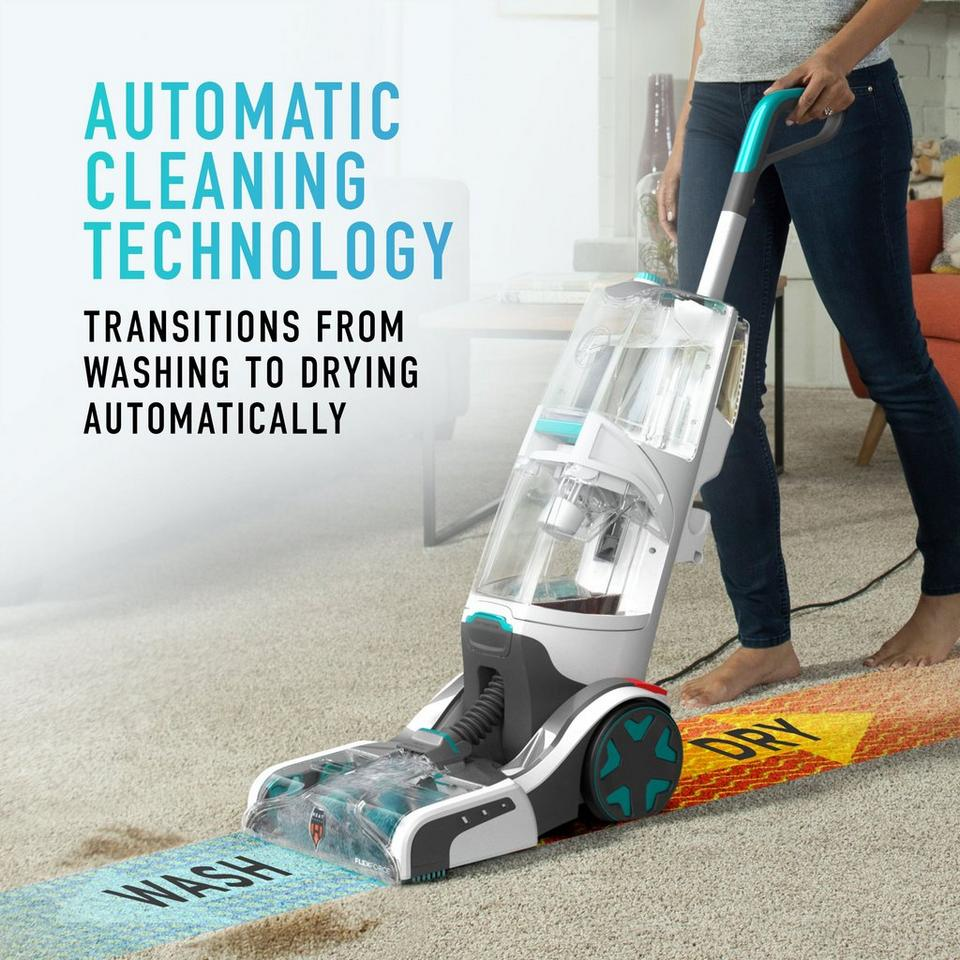 Smartwash Automatic Carpet Cleaner Fh52000cdi Hoover