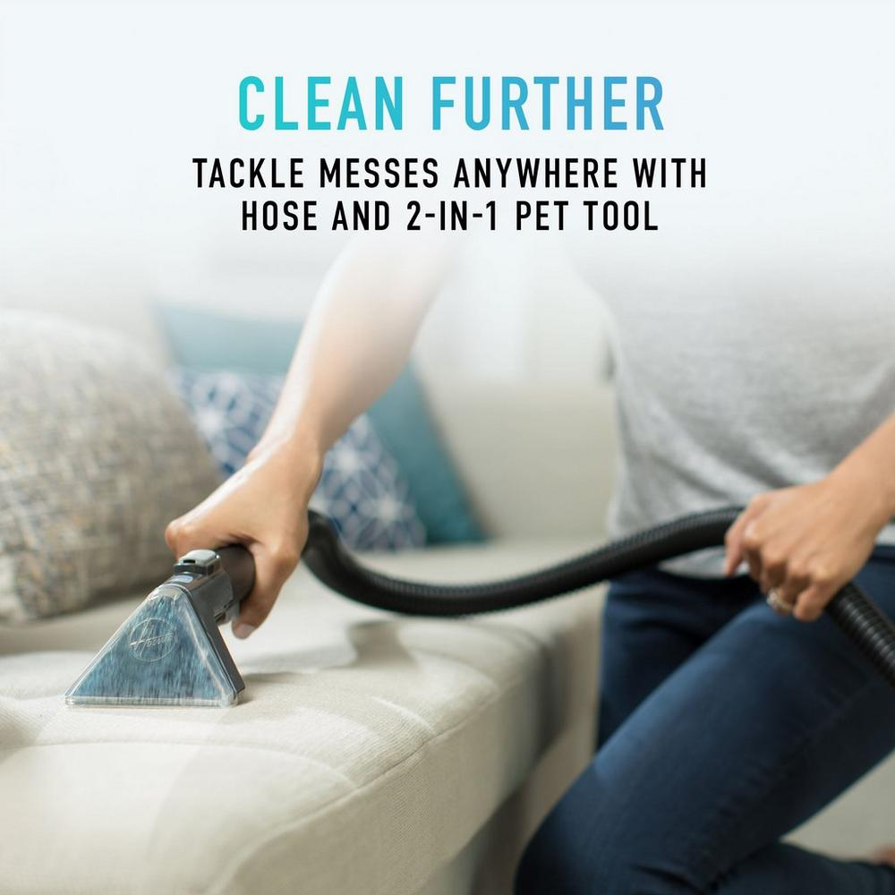 SmartWash+ Automatic Carpet Cleaner7
