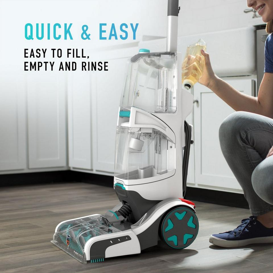 SmartWash+ Automatic Carpet Cleaner - FH52000CDI