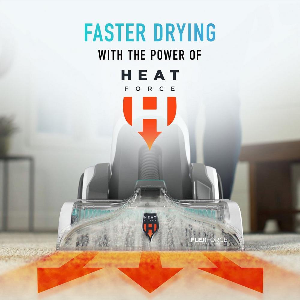 SmartWash+ Automatic Carpet Cleaner10
