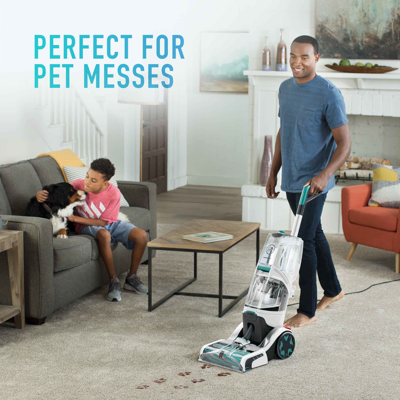 SmartWash+ Automatic Carpet Cleaner4