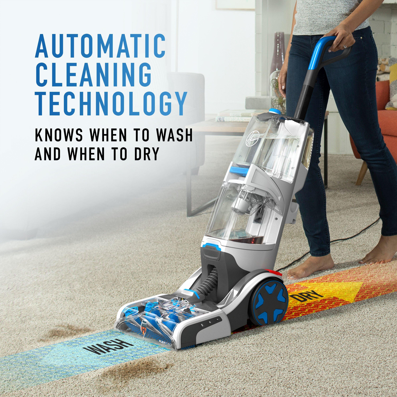 SmartWash Automatic Upright Carpet Cleaner4