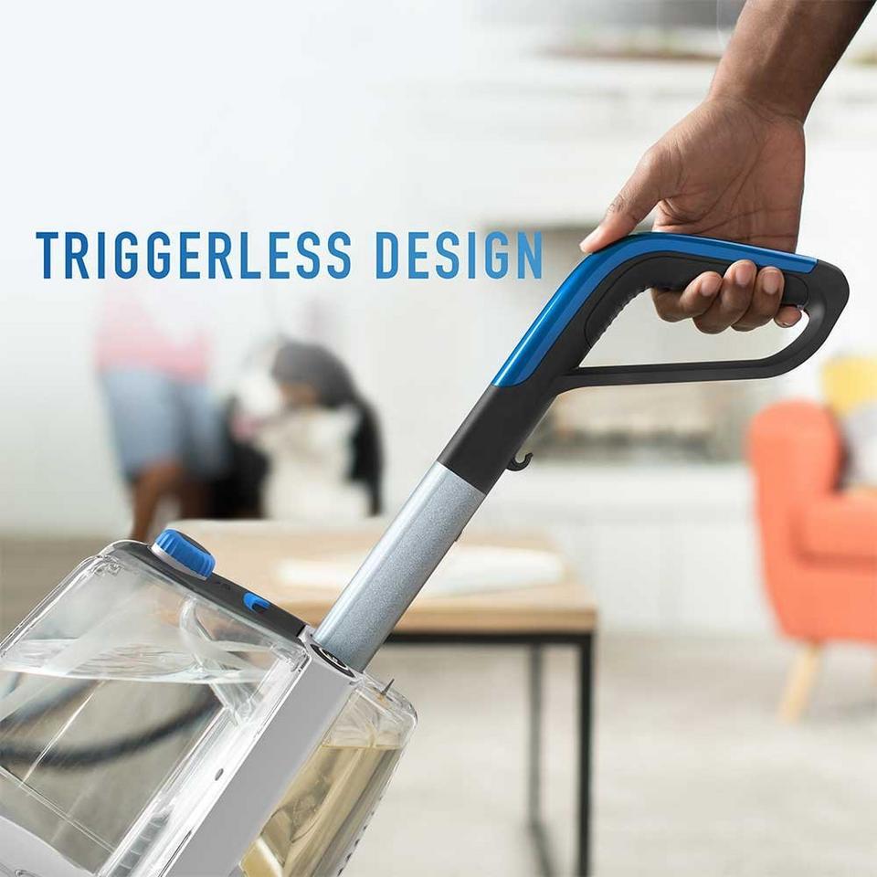 SmartWash Automatic Upright Carpet Cleaner - FH52001G