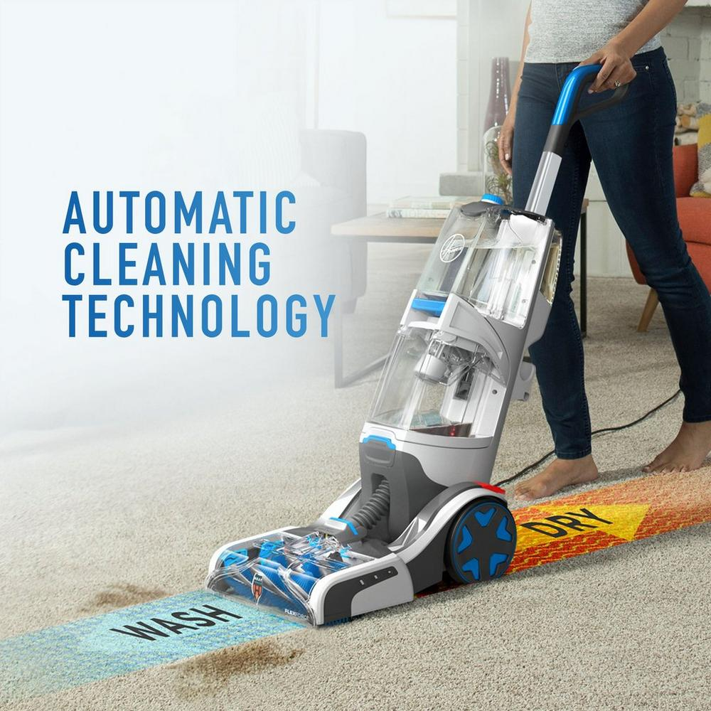 SmartWash Automatic Upright Carpet Cleaner7