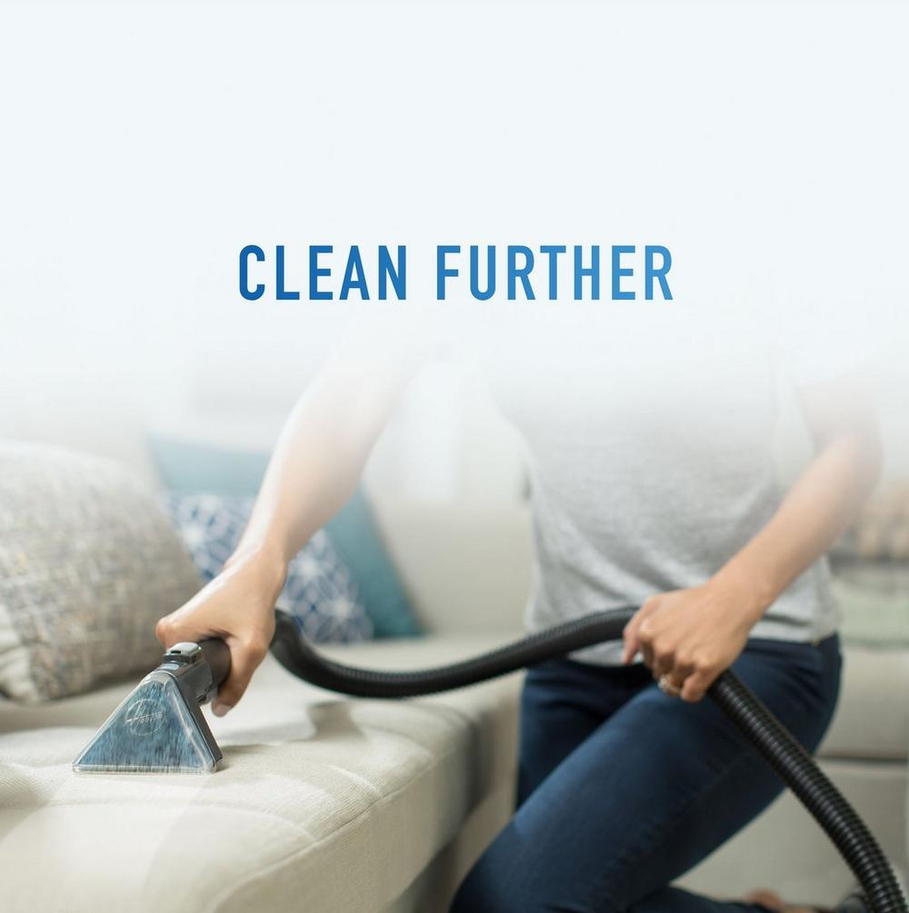 SmartWash Automatic Upright Carpet Cleaner5
