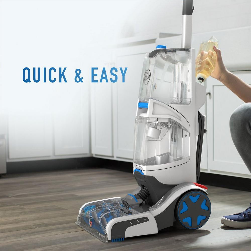 SmartWash Automatic Upright Carpet Cleaner6