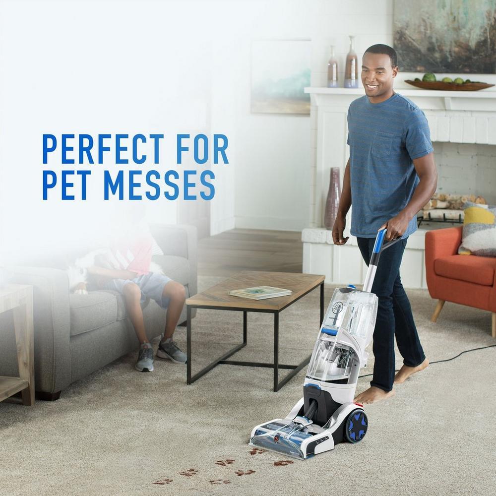 SmartWash Automatic Upright Carpet Cleaner2