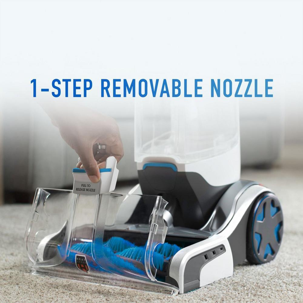 SmartWash Automatic Upright Carpet Cleaner8