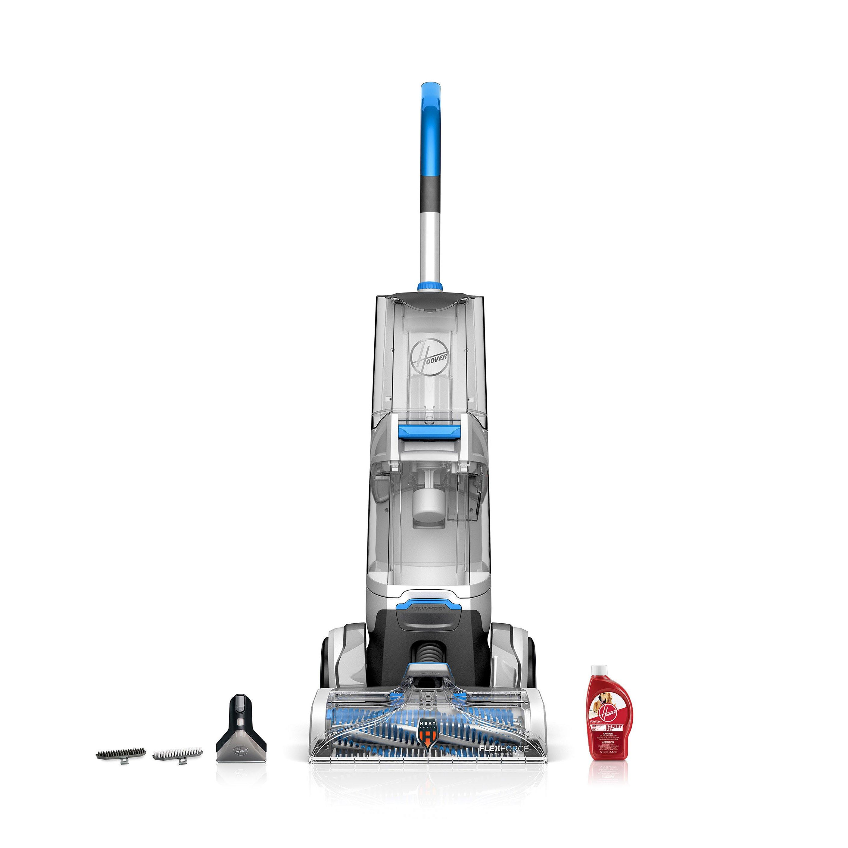 SmartWash Automatic Upright Carpet Cleaner