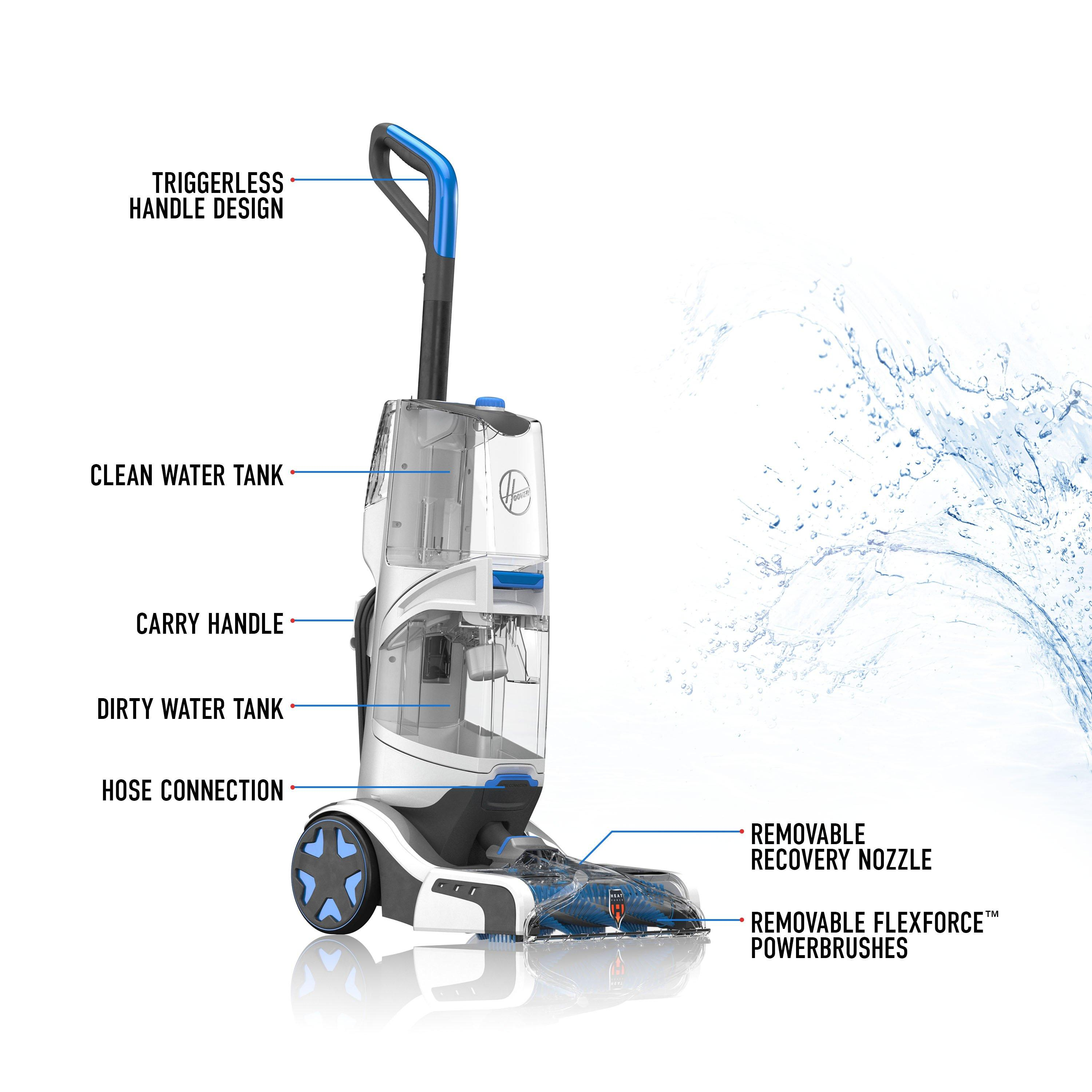 SmartWash Automatic Upright Carpet Cleaner10