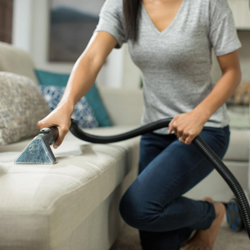 SmartWash Automatic Upright Carpet Cleaner - FH52001