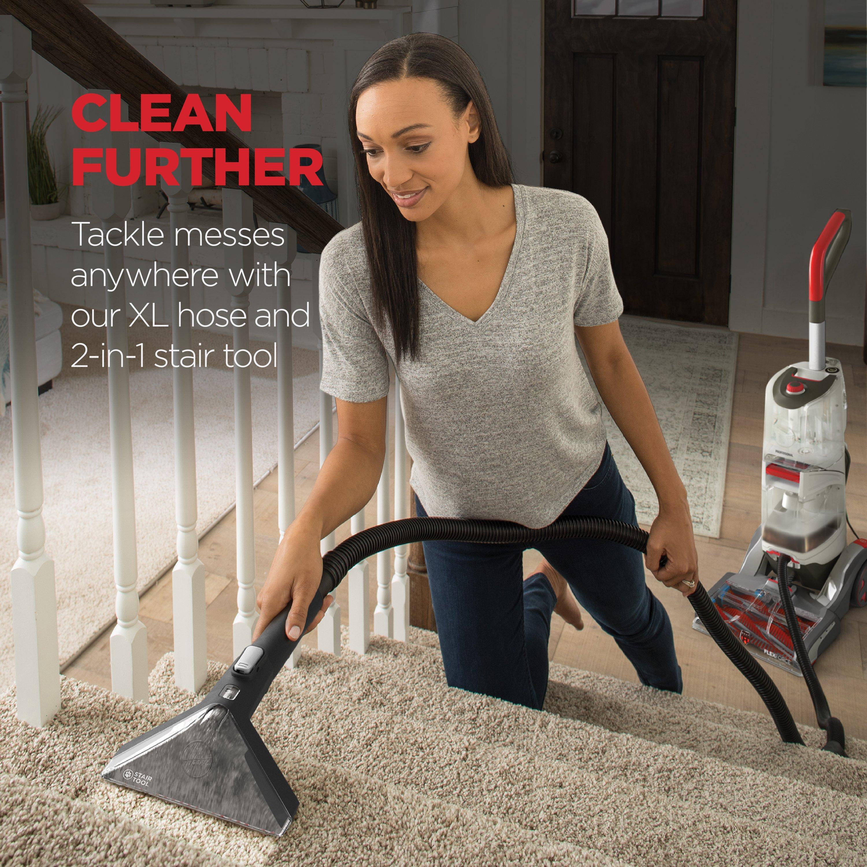 SmartWash+ Automatic Carpet Washer4