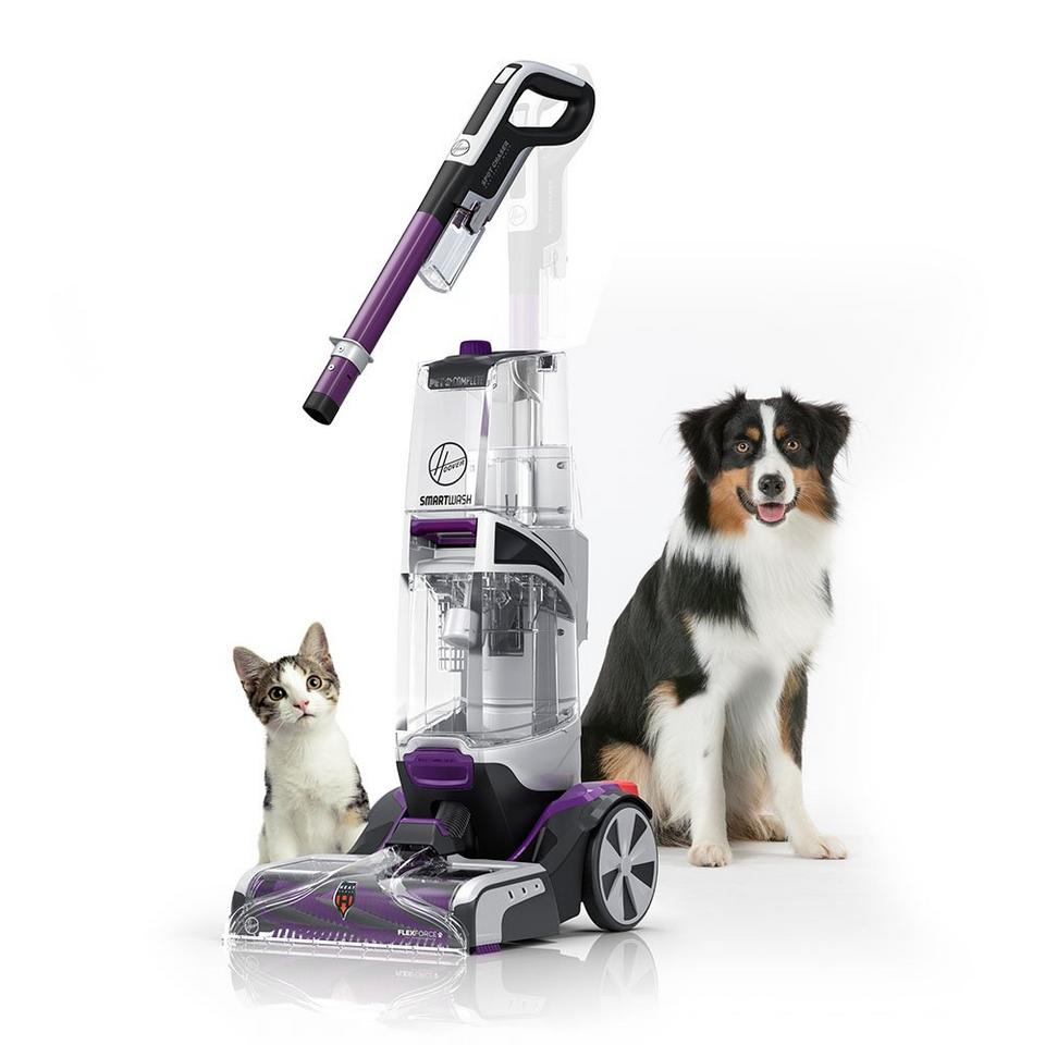 SmartWash PET Complete Automatic Carpet Cleaner