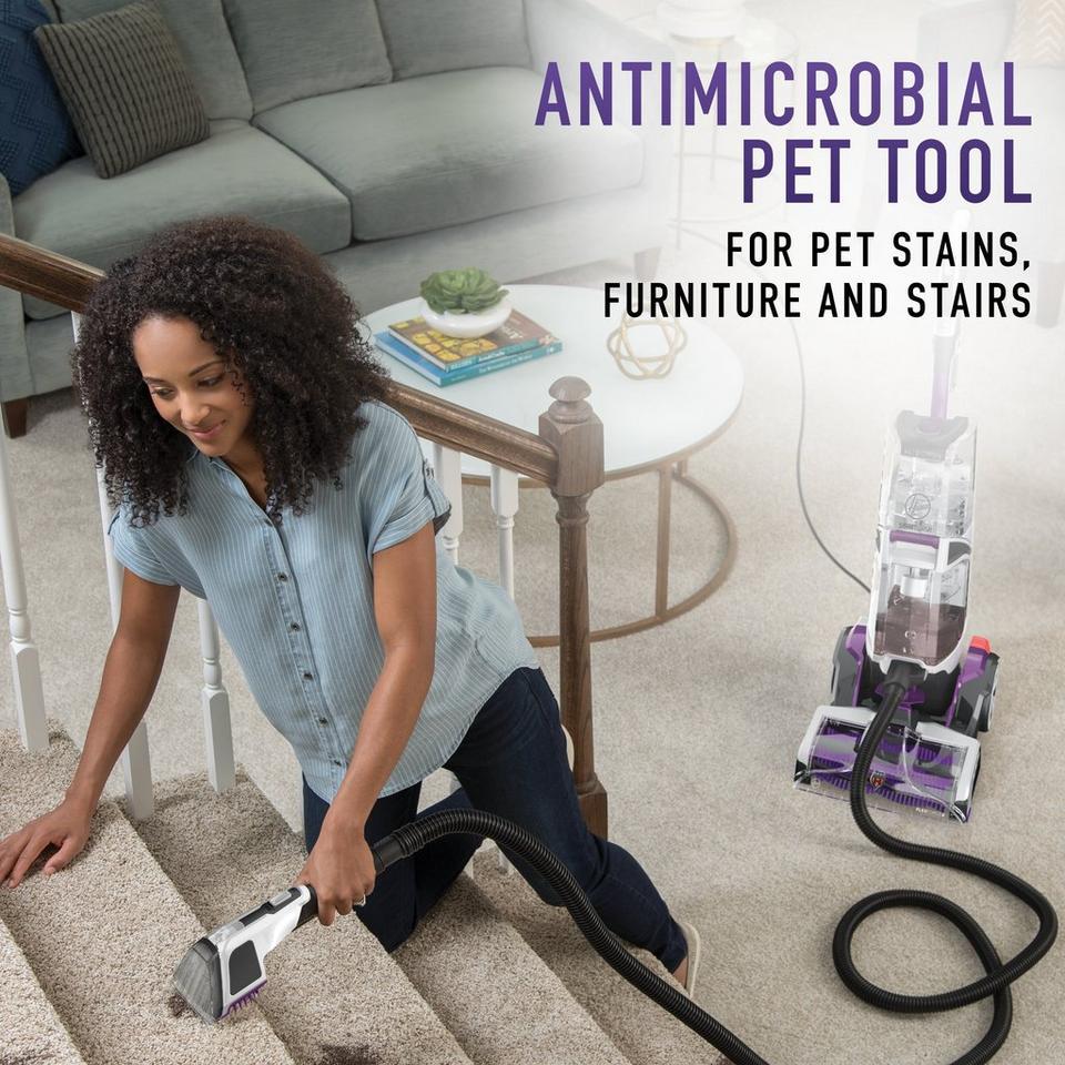 SmartWash PET Complete Automatic Carpet Cleaner - Bonus Kit - FH53000TV1