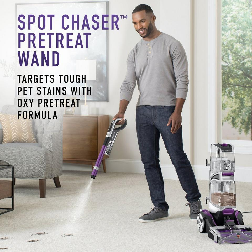 SmartWash PET Complete Automatic Carpet Cleaner - FH53000