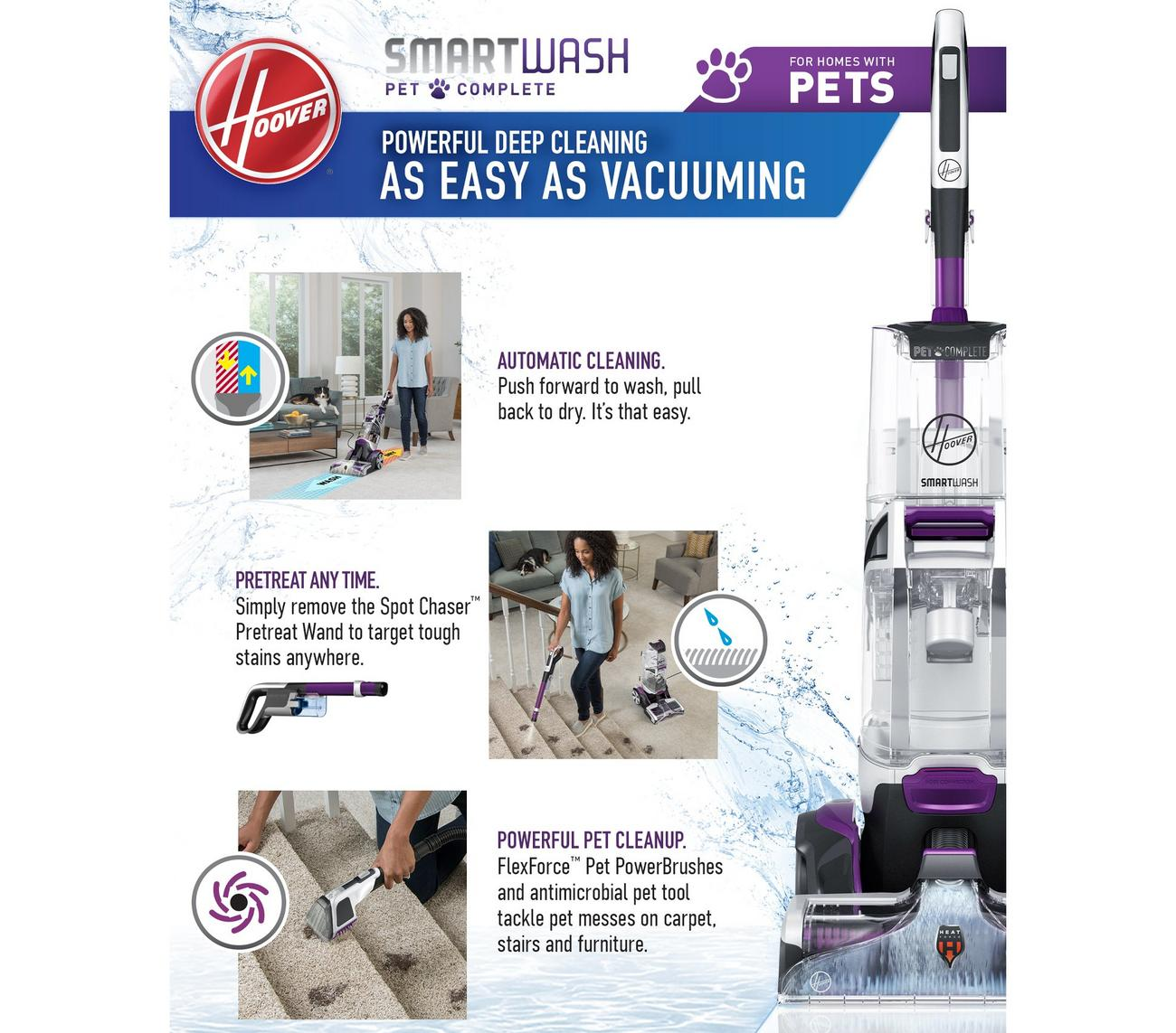 SmartWash PET