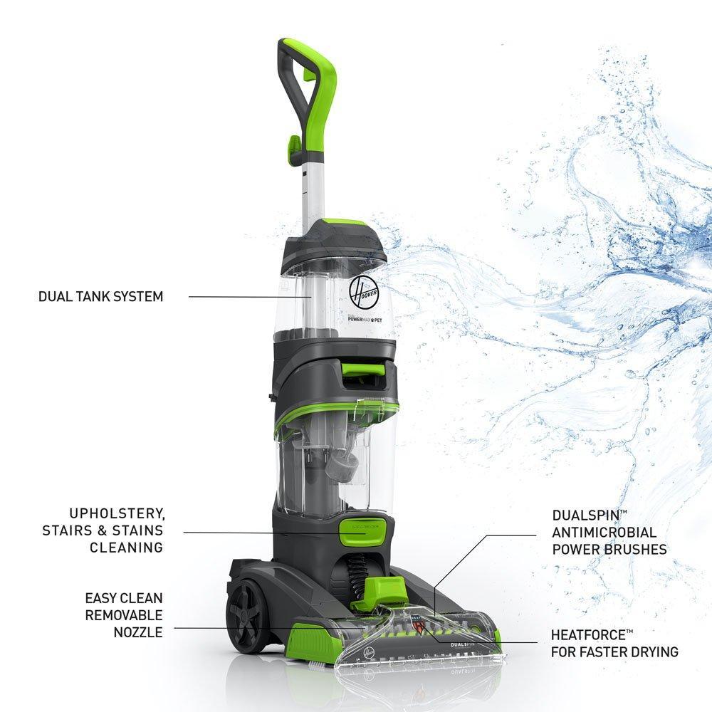 Dual Power Max Pet Carpet Cleaner10