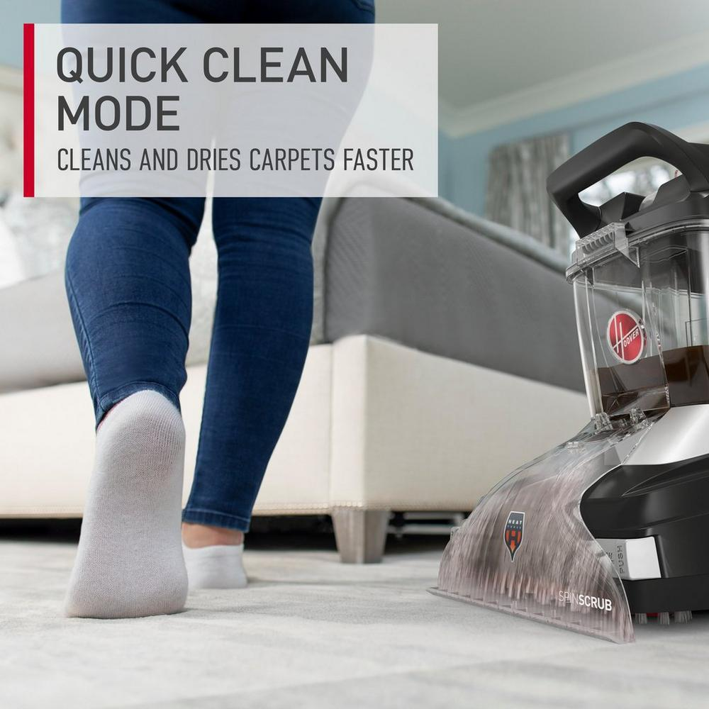 Hoover PowerScrub XL+ Carpet Cleaner7